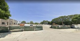 2615 S Throop Street via Google Maps