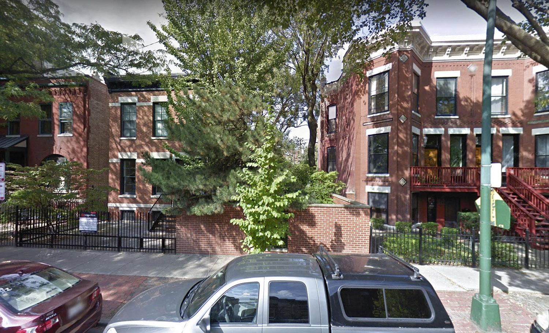 914 W Webster Avenue via Google Maps