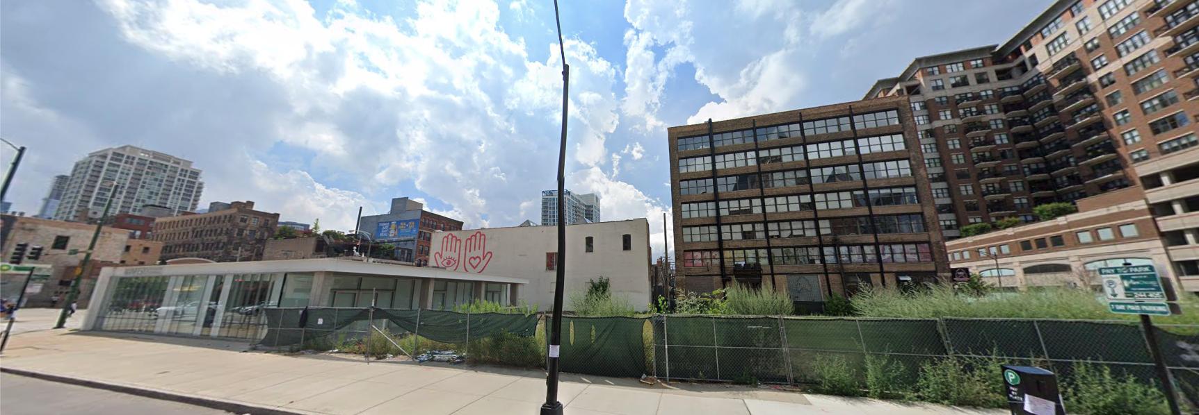 808 N Wells Street via Google Maps