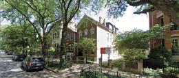 1733 N Mohawk Street, facing northeast