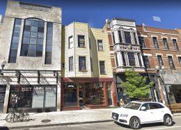 1460 N Milwaukee Avenue via Google Maps