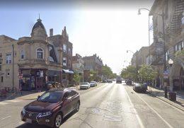 18th Street in Pilsen via Google Maps
