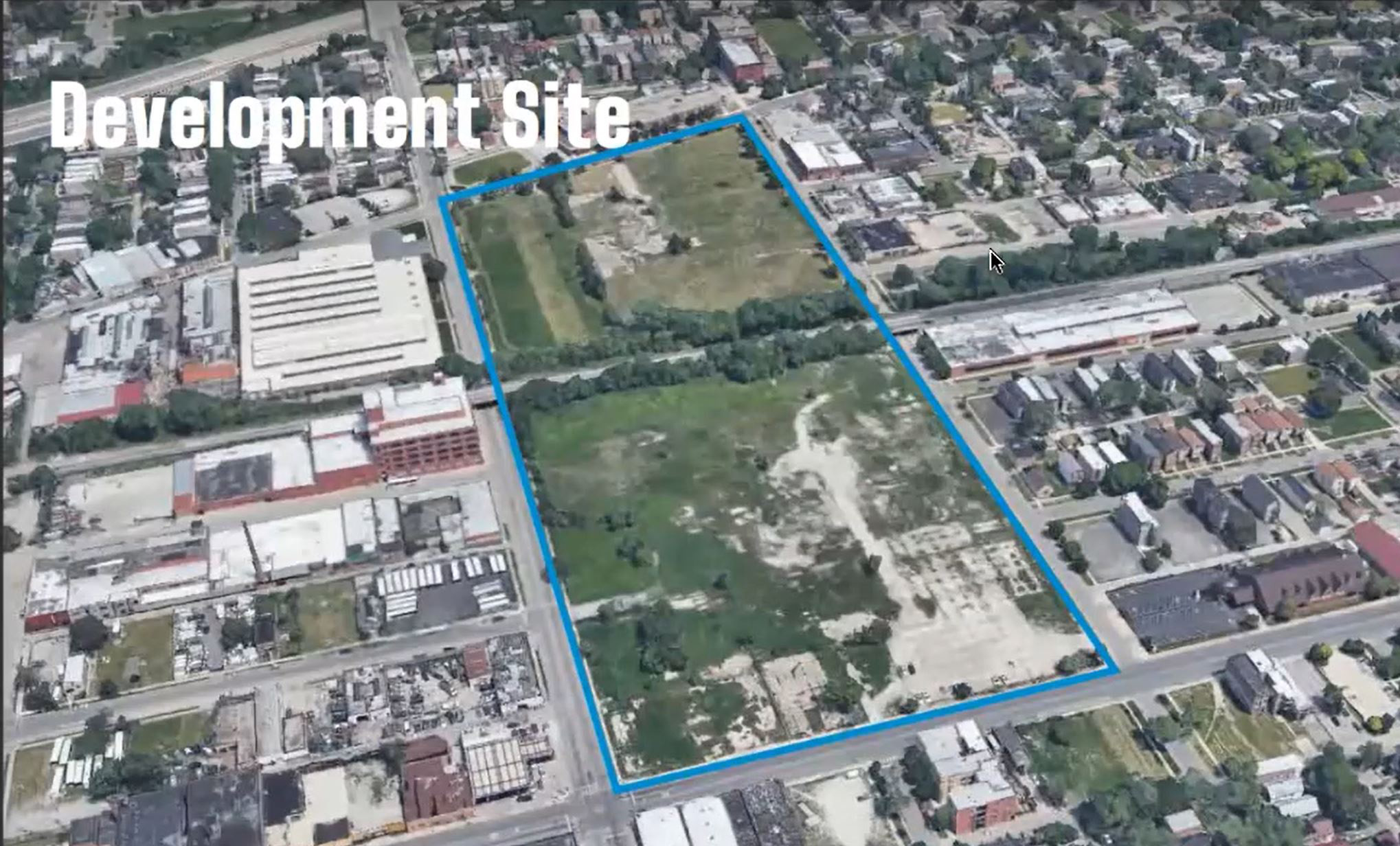 4300 W Roosevelt Development Site. Image by DPD