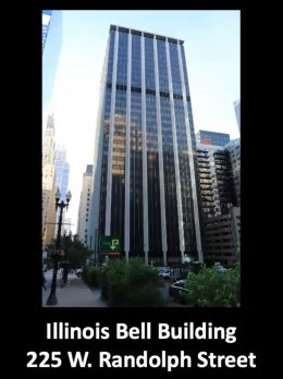 Illinois Bell Building. Image by CCL