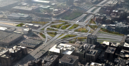 Jane Byrne Interchange improvements