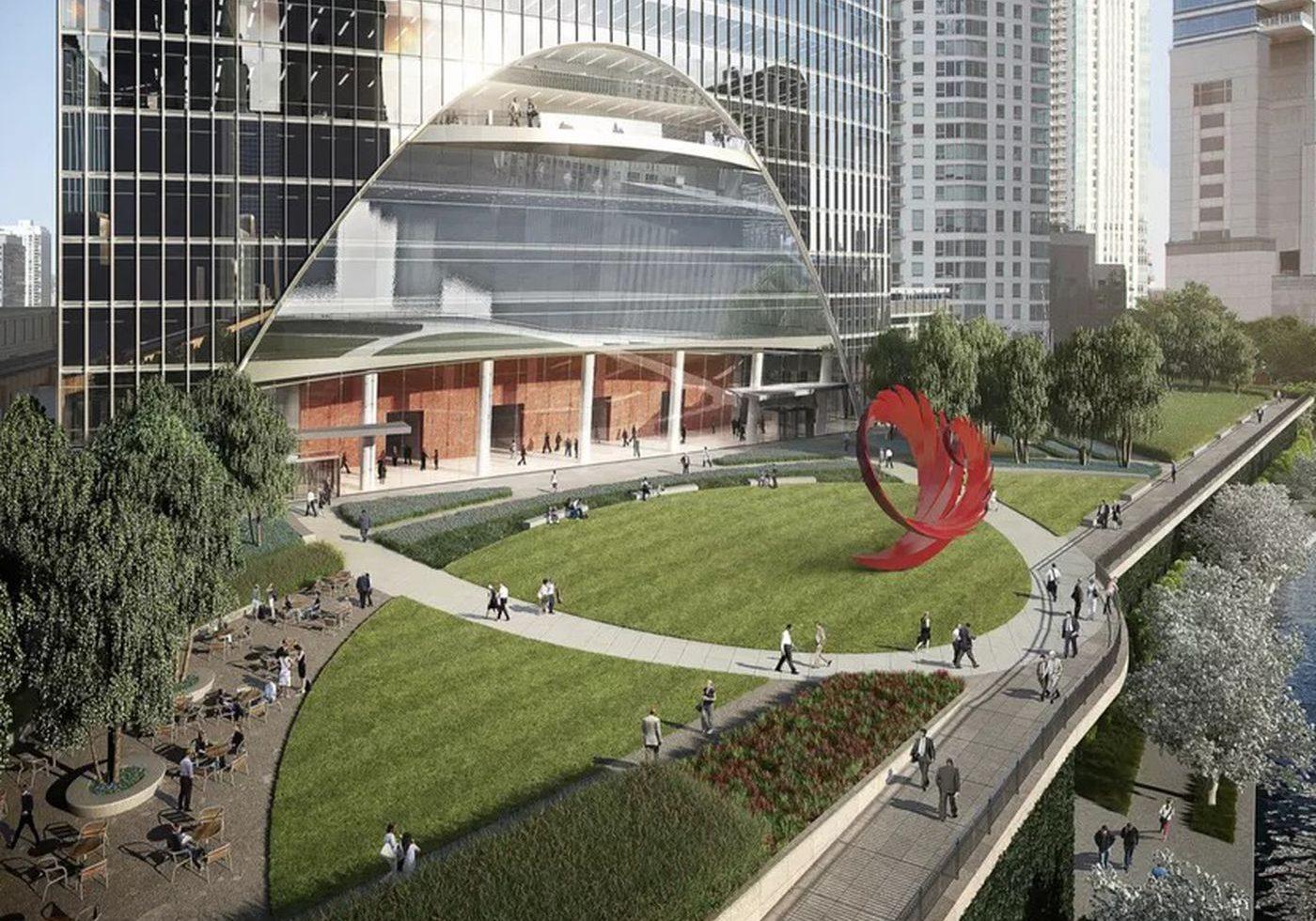 """""""Constellation"""" by Santiago Calatrava"""