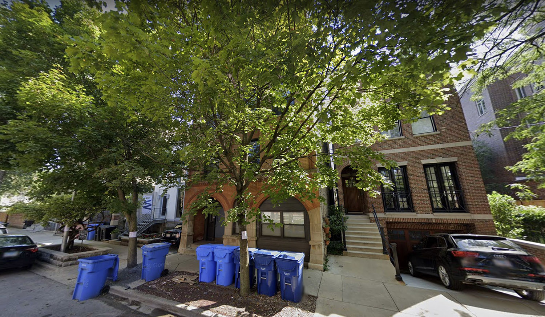 1500 N Wieland Street via Google Maps
