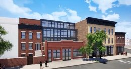 1810 N Wells. Rendering by Pappageorge Haymes