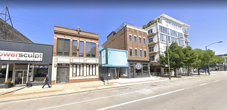 3113 N Lincoln Avenue via Google Maps
