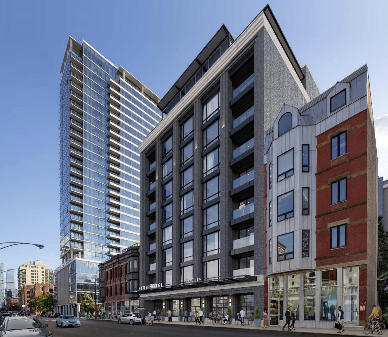 862 N Orleans Street. Rendering by Ethos Workshop Architects