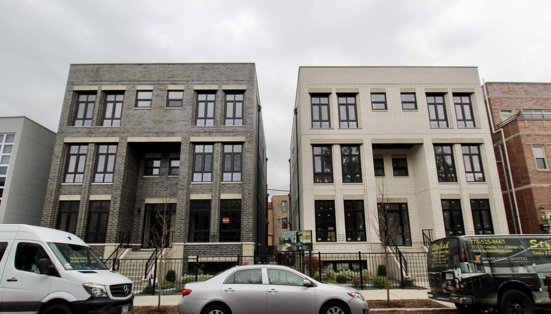 1107 (left) & 1113 (right) W Chestnut Street