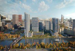 Southbank development