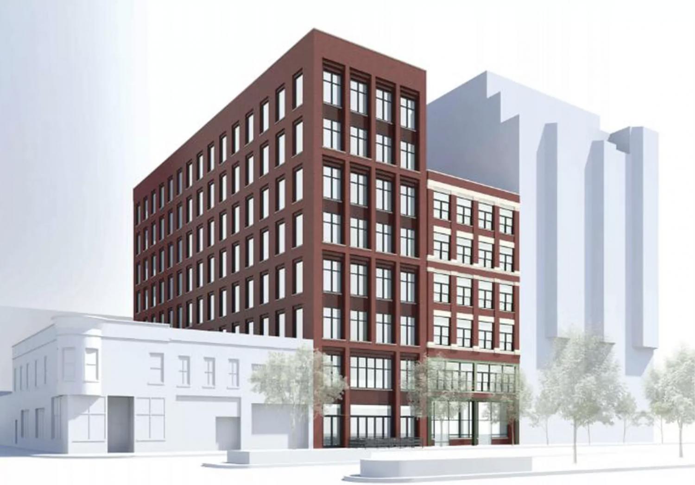 2018 design for 732 W Randolph Street