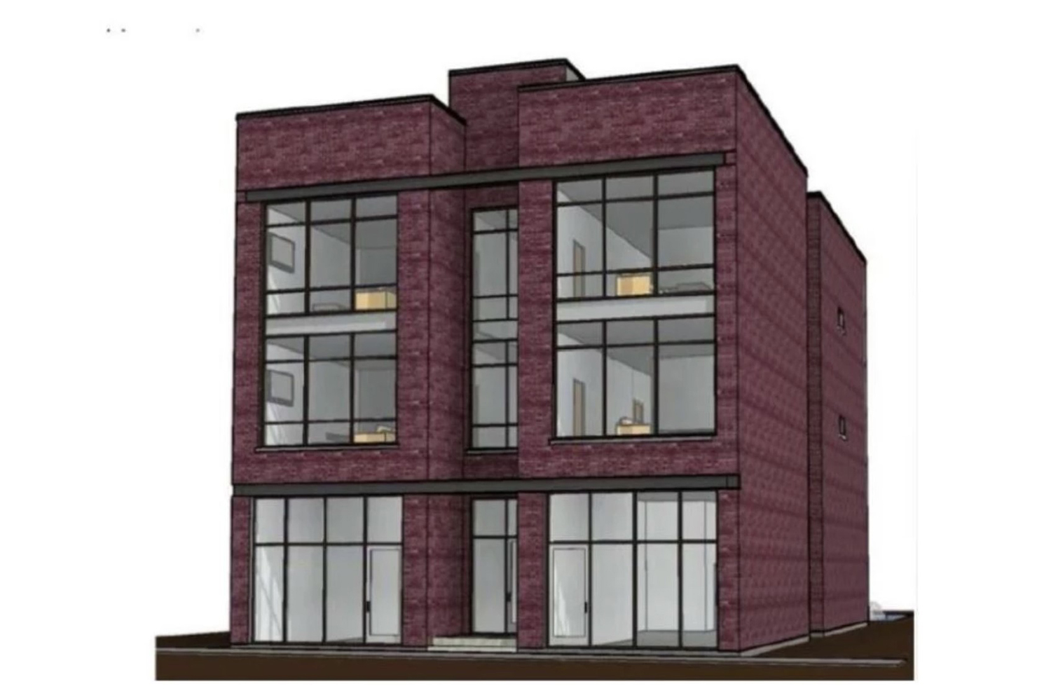 1005 West 31st Street. Rendering by Variation Design