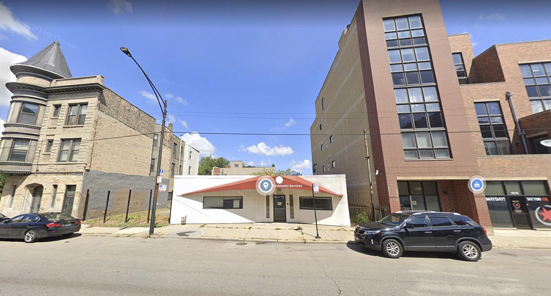 1620 W Grand Avenue via Google Maps