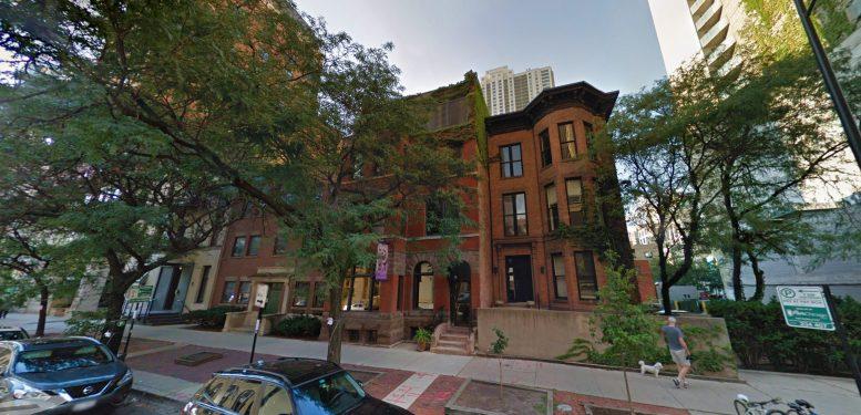 16 W Erie Street (center)