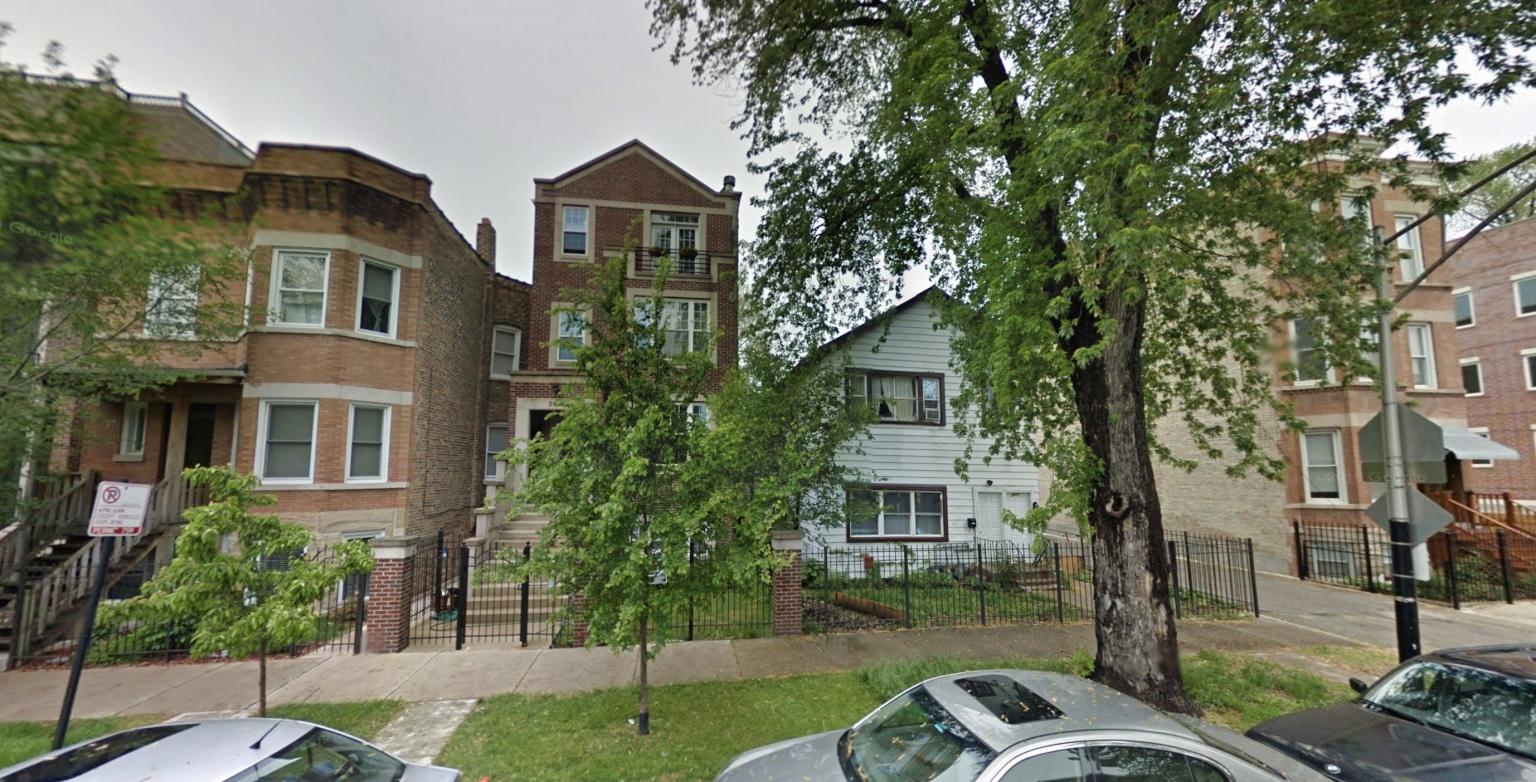 2612 W Cortez Street (left) and 16 W Cortez Street (right)