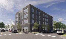 2803 W Henderson Street. Rendering by Hirsch MPG