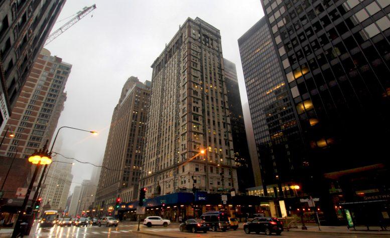 307 N Michigan Avenue (Old Republic Building)