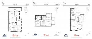 1802 S State Street unit floor plans