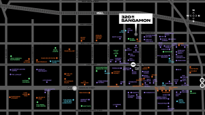 320 N Sangamon Street surrounding neighborhood