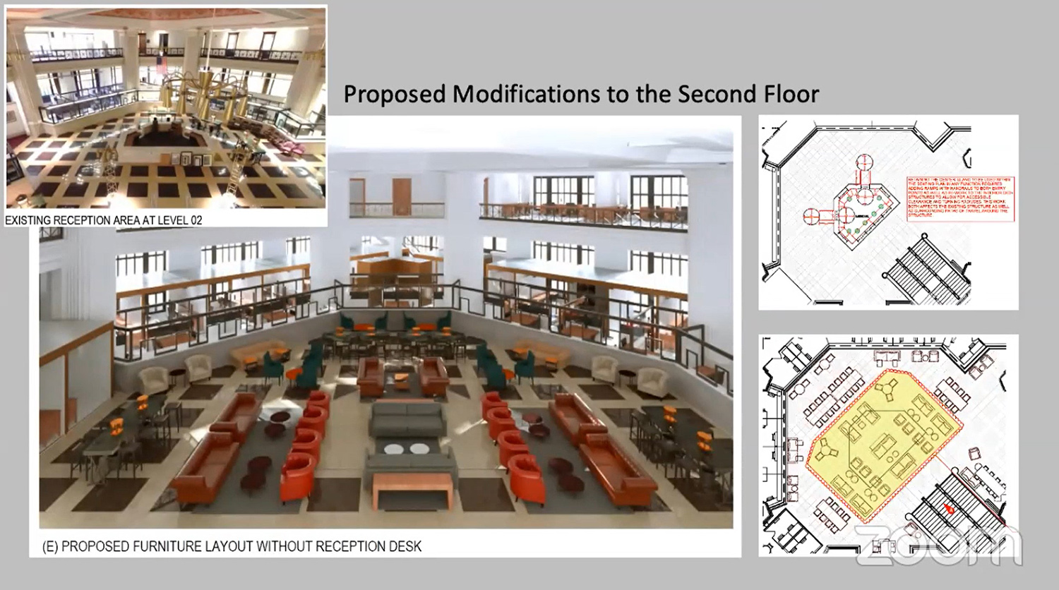 Second Floor Modifications for 4753 N Broadway. Drawings by Level Architecture