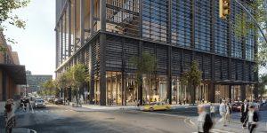 330 N Green Street ground-level retail