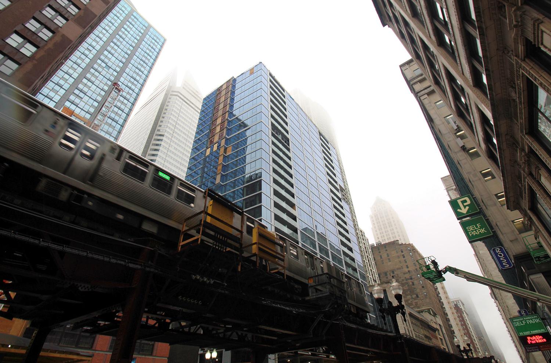 Parkline Chicago under Construction. Image by Jack Crawford
