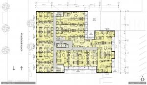 3121 N Broadway seventh floor plan