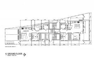 963 W Montana Street floors ground floor plan