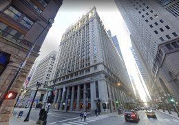 208 S LaSalle Street via Google Maps