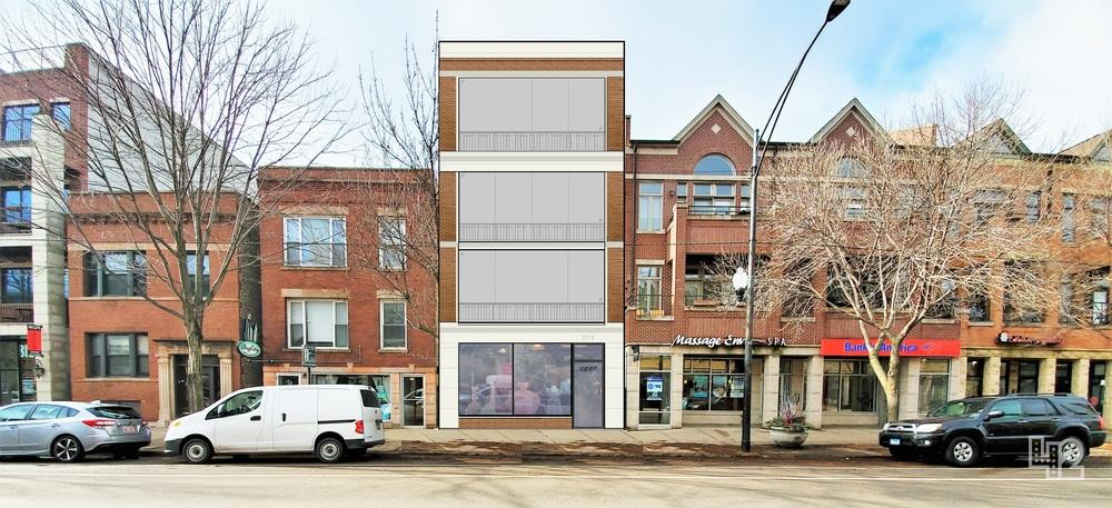 Possible design for 3714 N Southport Avenue