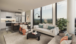 Avra West Loop unit interior