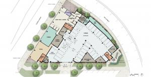 Inspire West Town ground floor plan
