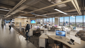 Fulton Labs at 400 N Aberdeen Street office space