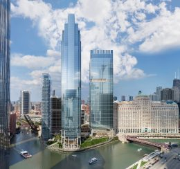 Salesforce Tower Chicago (Wolf Point South)