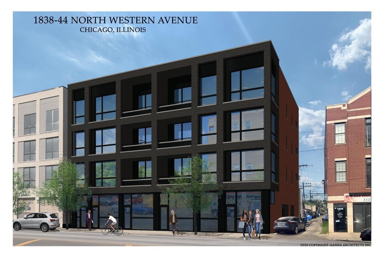 1838 N Western Avenue