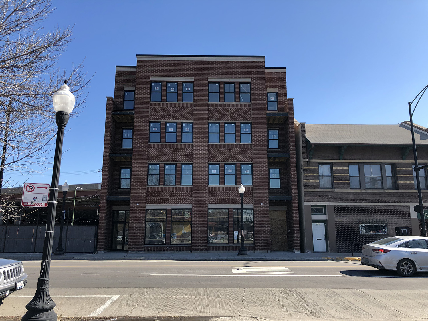 2145 S Halsted Street. Image by Lukas Kugler