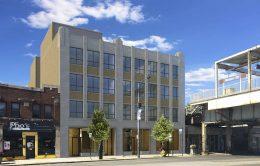 4640 N Western Avenue. Rendering by Hirsch MPG