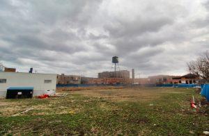 Site of remaining Big Deahl development