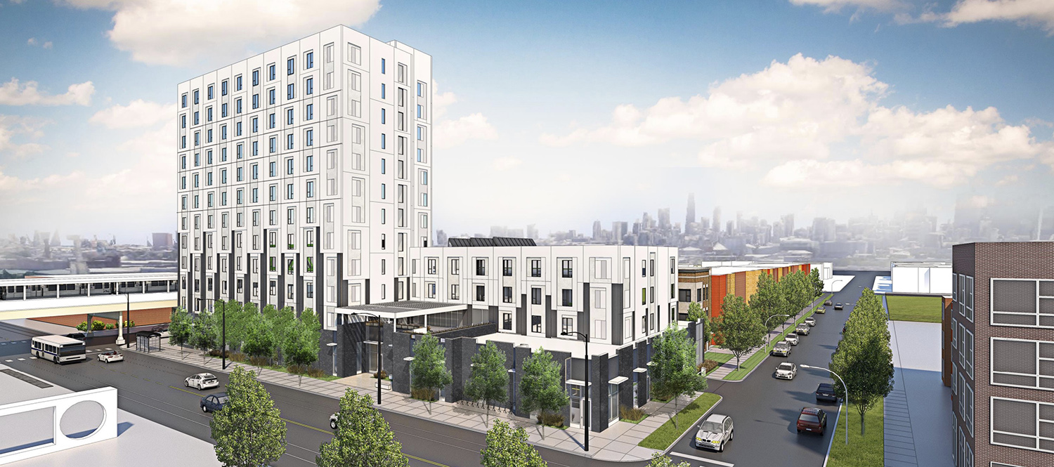 Chicago YIMBY: Plan Commission Approves Mixed-Use Development For Westhaven Park IID In Near West Side