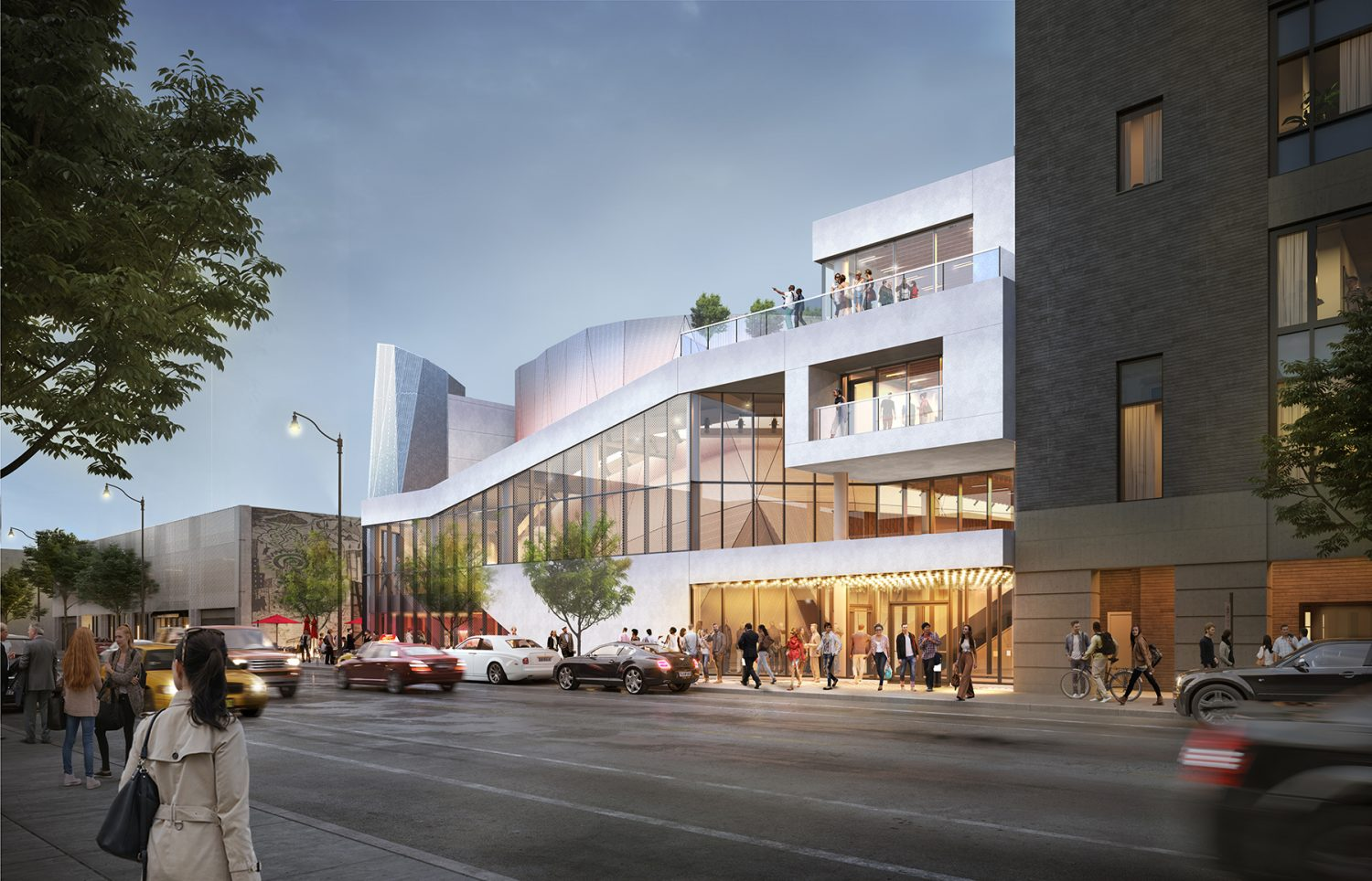 Steppenwolf Theater Phase Two