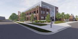 Chicago Hope Academy at 731 S Washtenaw Avenue. Rendering by Team A