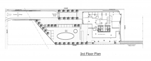 Third Floor Plan for 354 N Union Avenue