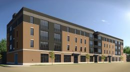 4137 S Cottage Grove Avenue. Rendering by Pro-Plan Architects