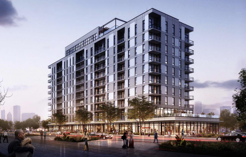 The Gateway Apartments (2050 W Ogden Avenue)