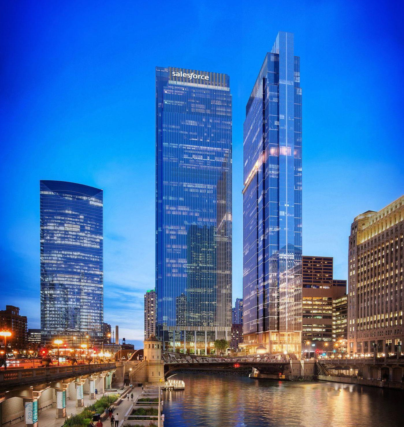 Salesforce Tower Chicago