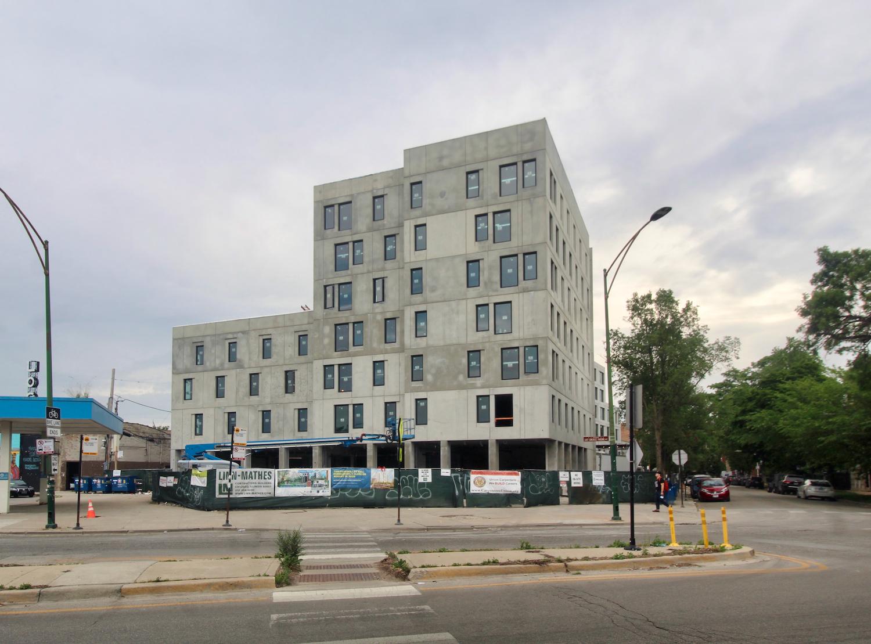 Emmett Street Apartments