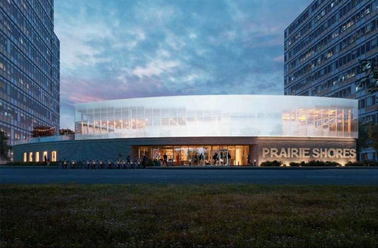 Prairie Shores Clubhouse