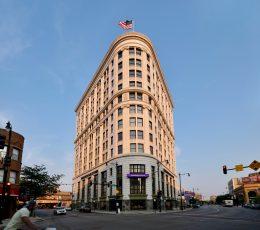 Bridgeview Bank Building